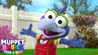 Gonzo's Show and Tell | Muppet Babies | Disney Junior