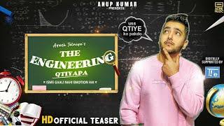 Latest Hindi Song | The Engineering Qtiyapa : Ayush Talniya (Teaser) | Ullumanati | Acme Muzic 2020