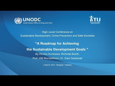 A Roadmap for Achieving the Sustainable Development Goals