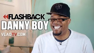 Danny Boy Speaks on Being Shot at While on Death Row Records (Flashback)