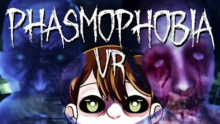 Phasmophobia in VIRTUAL REALITY!