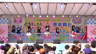 2016/5/4 博多どんたく港祭り 港本舞台 Candy Box「たまゆら青春DAYS」...