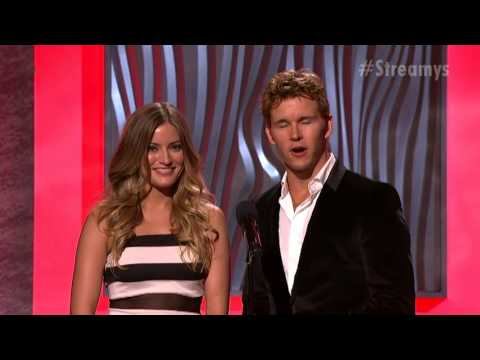 Streamys 2013, Xander Berkeley, Best Male Performance Drama, Acceptance Speech