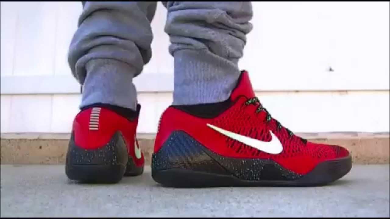 brand new e1de3 351d6 Nike Kobe 9 Elite Low