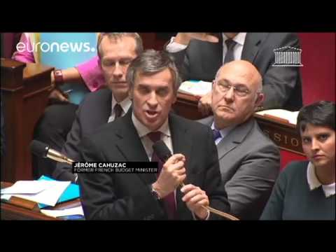 France  Ex budget minister Cahuzac jailed for three years for tax fraud