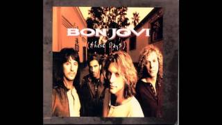 Bon Jovi - These Days - Full Album incl. Bonus Tracks and Demos