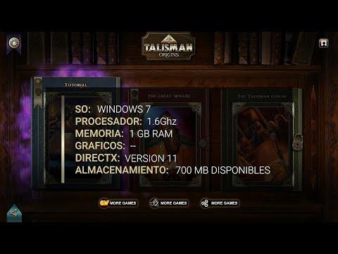 Talisman Origins |