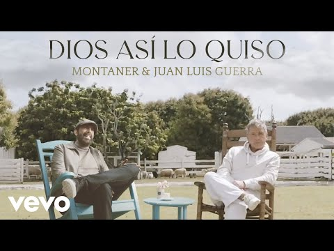 Dios Así Lo Quiso – Ricardo Montaner x Juan Luis Guerra