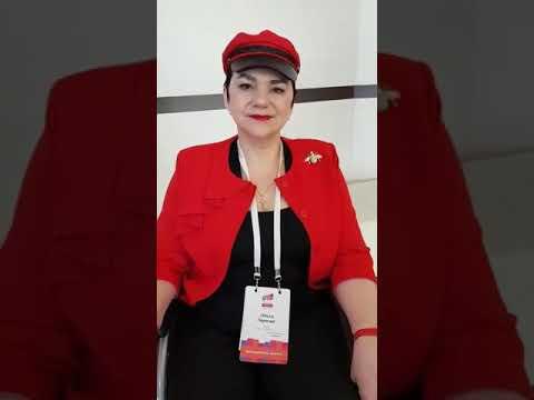 Финалистка двух кварталов Красный пиджак Ольга Чернова из Ижевска
