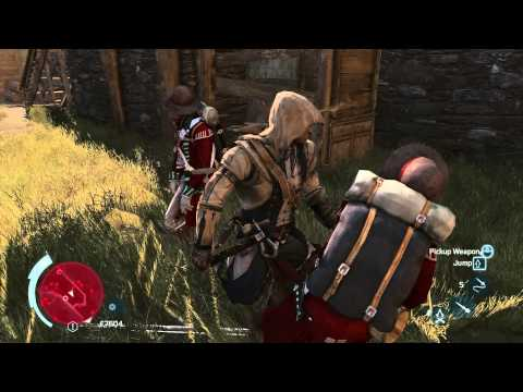 OBSOLETE Assassin's Creed III - Silent Extermination - Fort Washington OBSOLETE