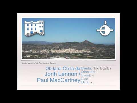 Ob-la-di Ob-la-da - J.Lennon/P.McCartney [Versión original]