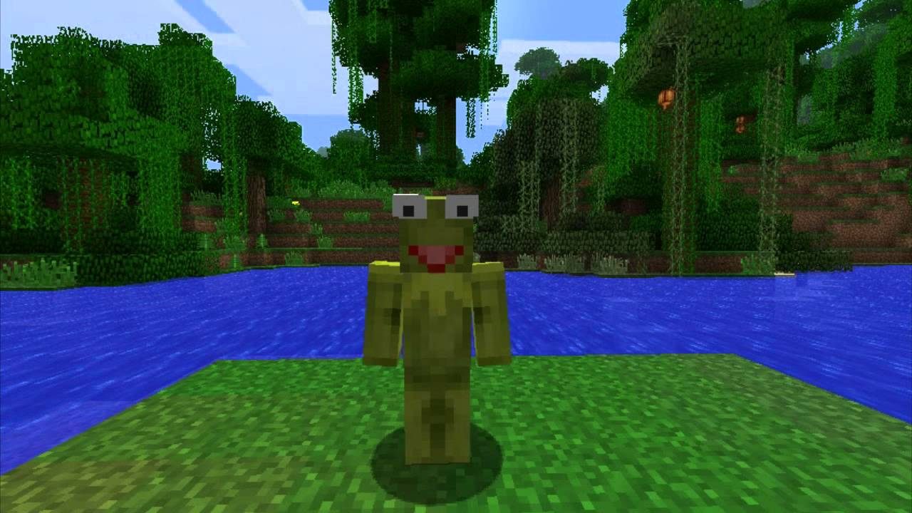 Minecraft Skins The Muppets Kermit The Frog