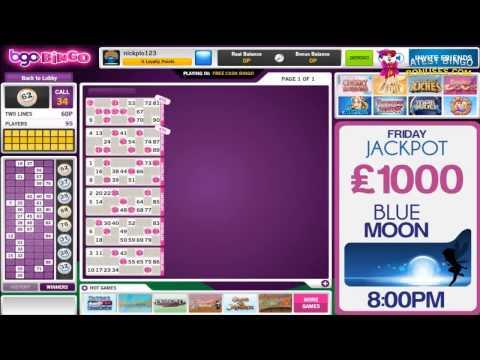 Bgo bingo promo code