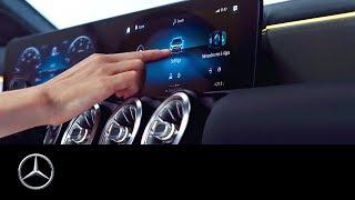 Mercedes-Benz A-Class 2018: Mercedes-Benz User Experience (MBUX)