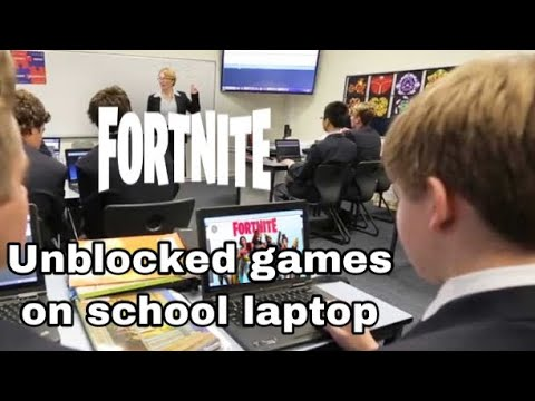 Fun Unblocked Games To Play On School Laptops
