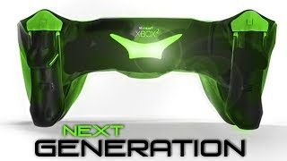 NEXT Generation Xbox Controller Specs Leak! Reveals Unseen Levels of Customization | is it Xbox 2?