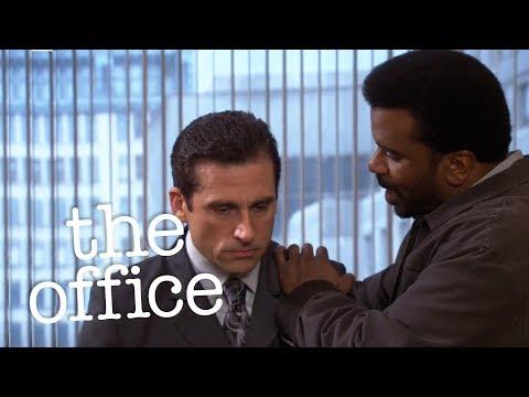 Michael Learns Street Talk   - The Office US