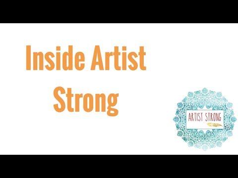 Inside Artist Strong