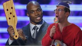 Spanking vs. ABUSE!! (Adrian Peterson Story)