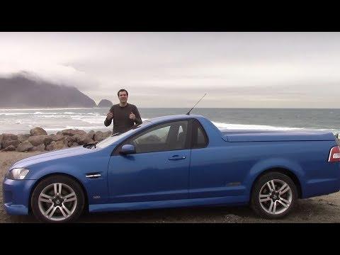 Holden Ute должен был продаваться в США