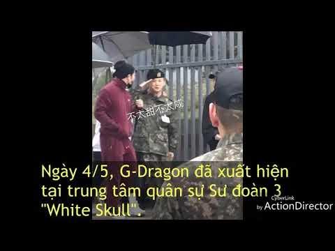 Sơn Tùng M-TP sang Hàn thăm G-Dragon | We love MTP