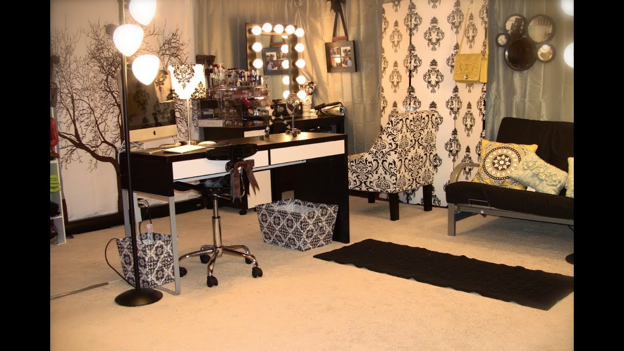 Alternative Acrylic Makeup Storage & Filming Studio ... on Makeup Room  id=61854