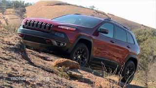 First Look: 2014 Jeep Cherokee
