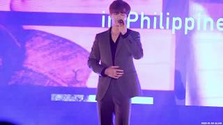 """Yook Sungjae's version of Goblin's OST, """"Beautiful"""" by Crush"""