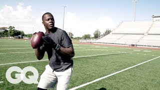 Minnesota QB Teddy Bridgewater on Moving to the Pros - GQ