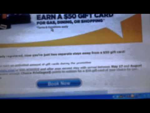Choice Privileges and choicehotels.com SUCKS - YouTube