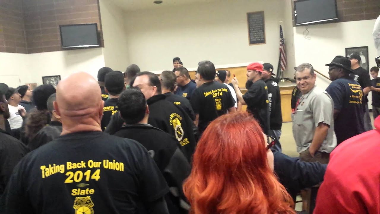 Teamsters taking back our union