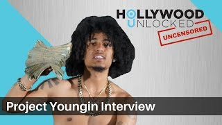 Project Youngin talks Faked Death for Music Video on Hollywood Unlocked UNCENCORED