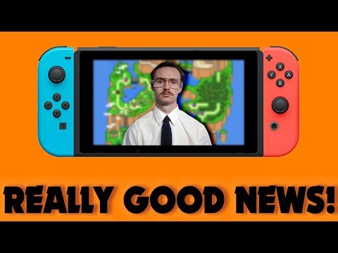 Some REALLY GOOD NEWS About Nintendo Switch Online Cloud Saves...