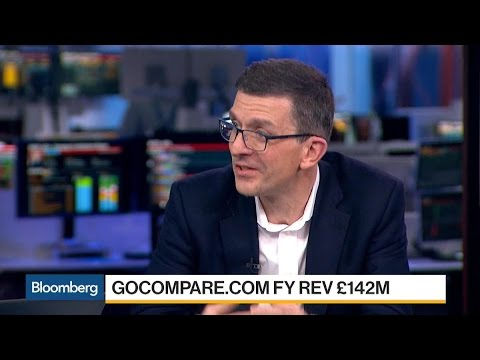 Gocompare.com's CEO On Growth in 2017