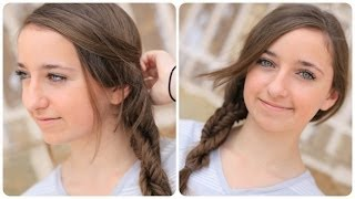 How to Create a Double Fishtail Twist | #CGHDoubleFishtailTwist thumbnail