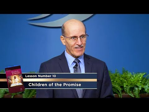 """Children of the Promise - Romans"" - Study Hour - Lesson 10 Pastor Doug Batchelor"