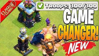THIS WILL CHANGE ATTACKS FOREVER! - Clash of Clans