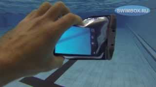 Водозащитный чехол от «Aquapac» и смартфон: испытания в бассейне