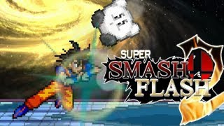 SUPER SMASH FLASH 2!