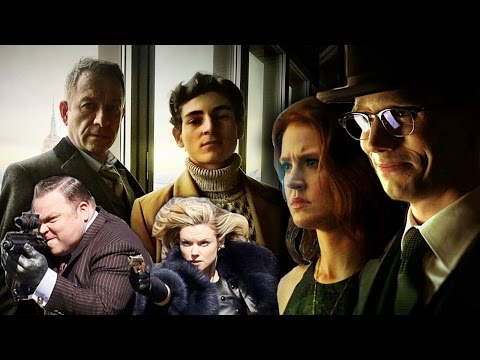 New Photos Ivy/Mad Hatter/Riddler & Season 4 Renewal?! - Gotham Season 3