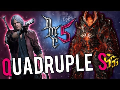 Devil May Cry 5 - Quadruple S - Tutorial thumbnail