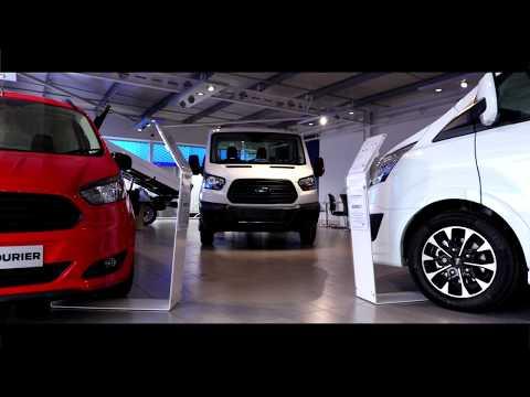 Ford Scrappage Scheme - Ford Vans