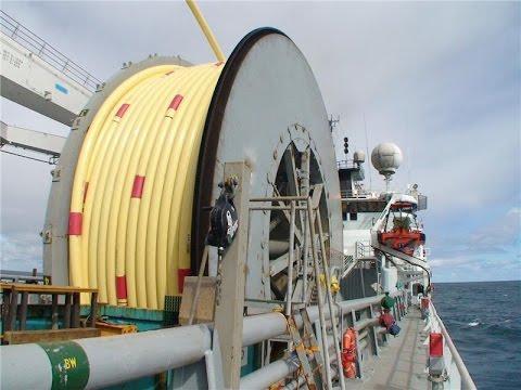 Greystones Subsea - Reeled Clad Pipeline