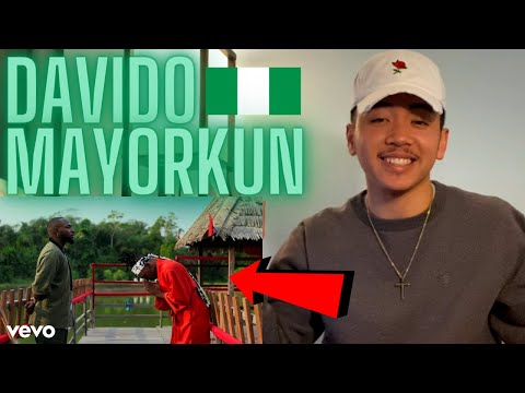 Davido – The Best (Official Video) ft. Mayorkun AMERICAN REACTION! Nigerian Music 🇳🇬🔥 A Better Time