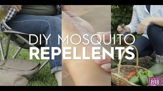 DIY Mosquito Repellents | Made by Me Garden | Better Homes & Gardens