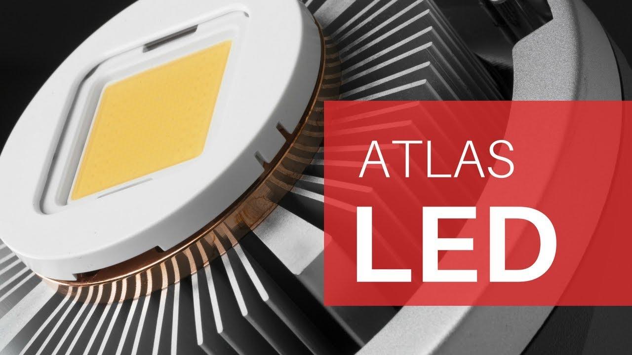 Quadralite Atlas Led Mocne światło Ciągłe Do Studia I W Plener