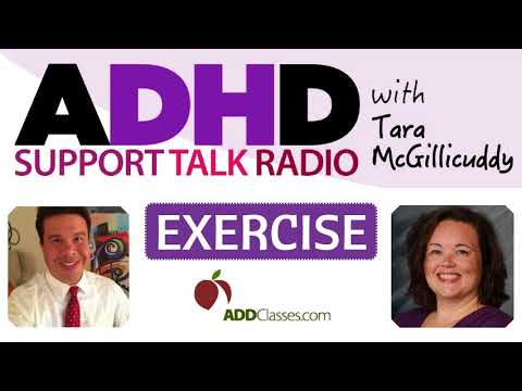 How to Use Exercise as a Natural ADHD Remedy with Dr. Roberto Olivardia