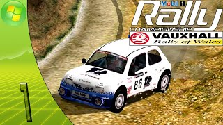 Mobil 1 Rally Championship (PC) - #1 | Vauxhall Rally of Wales Stage 1 & 2