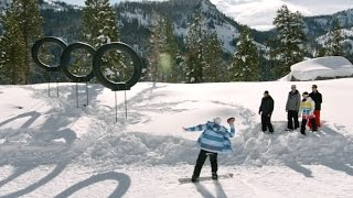 Download Mountain Top Snow Battle | Dude Perfect Mp3 and Videos