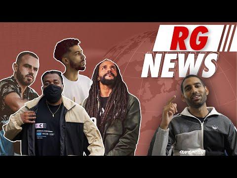 RG News #2 - Blacko est de retour, SSKyron dévoile le clip de l'année, Soan débarque au cinéma